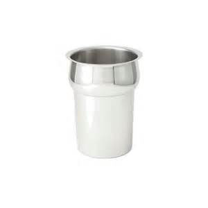2.5 qt Stainless Steel Inset