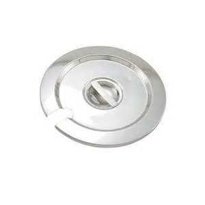 2.5 qt Stainless Inset Cover