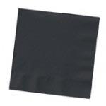 Black Velvet Bev Napkin 50 ct