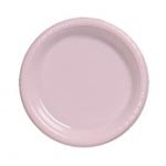 "ClassPink 10.25"" Plastic Plate"