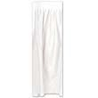 White Plastic Skirting 14ft