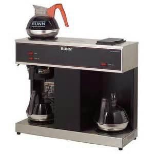Bunn Coffee Brewer 3 Wrm VPS