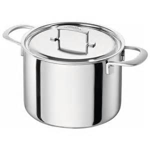 Winco 8qt Stainless Stock Pot