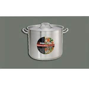 Winco 24qt Stainless Stock Pot