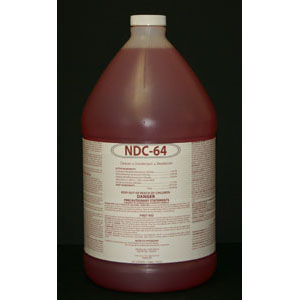 Disinfectant Cleaner NDC64 gal