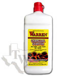Lighter Fluid 32oz Charcoal EA