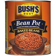Beans Baked Bush's #10