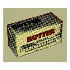 Butter solids AA 1# Block 1