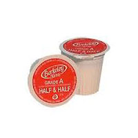 Half & Half Creamers Refrig