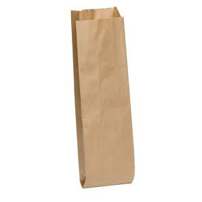 Brown Liquor Bag QT 500ct