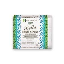 Napkin 2ply Dinner 100ct white