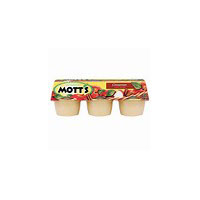 Motts Cinn Applesauce 72/4oz