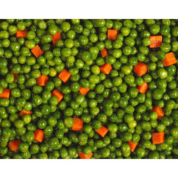 Frozen Peas & Carrots 12/2.5#*