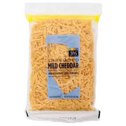 Shred Cheddar Cheese 5#