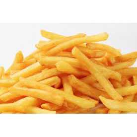 French fries 3/8 STRAIGHT CUT